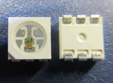 New 5050 RGB SMD SK6822 LED CHIP