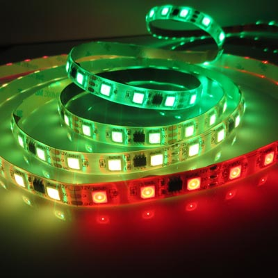 DC12V 60led WS2811 Digital LED Strip