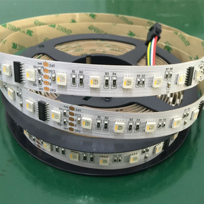 24V DMX 5050 RGBW LED strip
