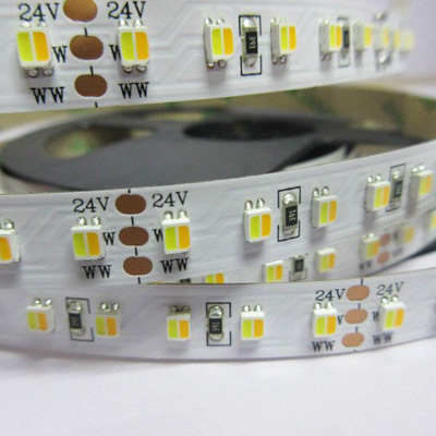 3527 dual color cct adjustable led strip