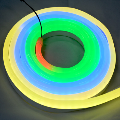 addressable PVC/silicone tube neon light