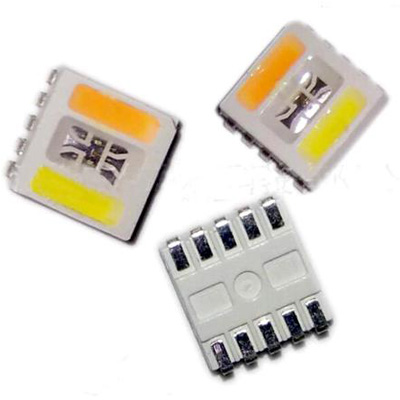 5 in 1 led chip