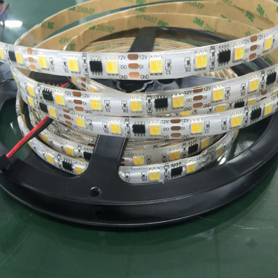 UCS1903 Turnable White 5050 WWA LED Strip