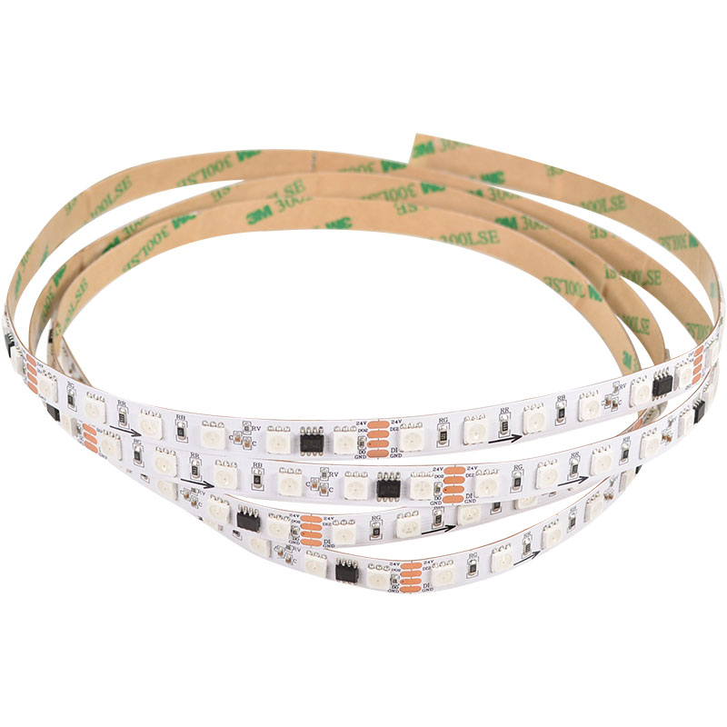 24V LC8806 Digital RGB LED Strip